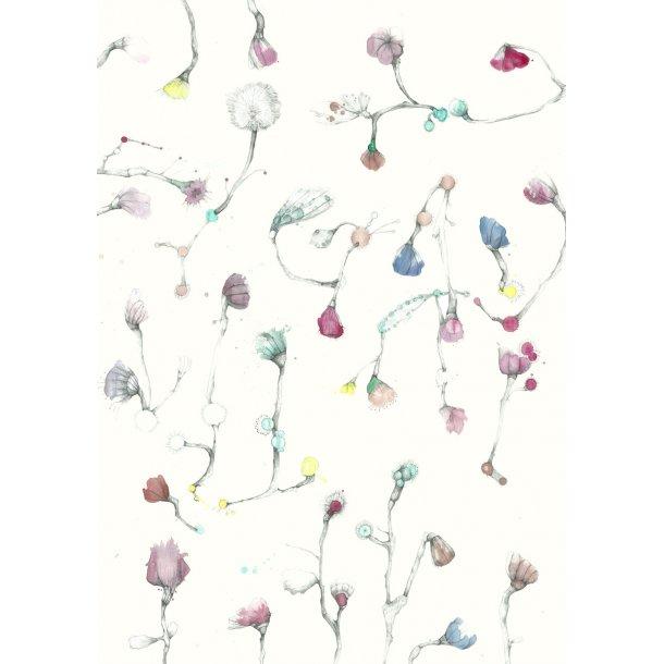Bone flowers, original